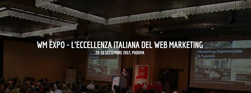 Ritorna Il Web Marketing Expo A Padova