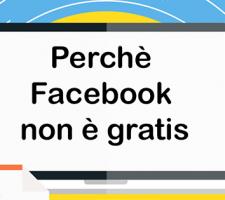 facebook-non-è-gratis